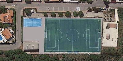 Camp de futbol Calan Porter