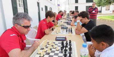 Campionat de Menorca d'Escacs Ràpid 2018