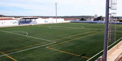 Campo Las Arenas de Fornells