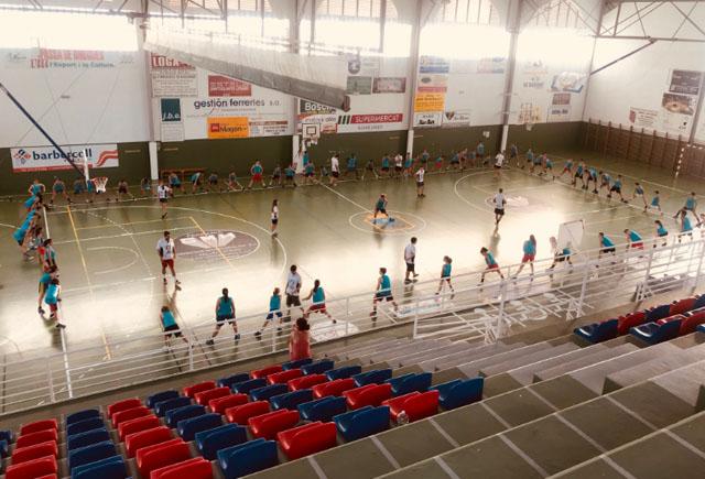 Campus Tomás Jofresa-CB Ferreries-ejercicios