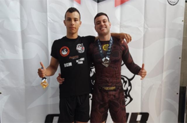 Daniel de Souza- lll campeonato de Cataluña