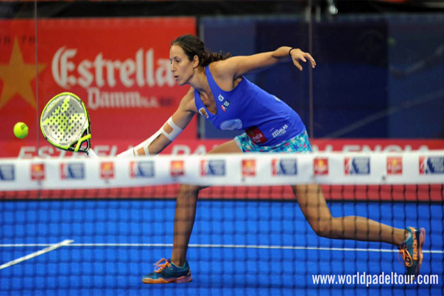 Gemma Triay-Open de Valencia del World Padel Tour