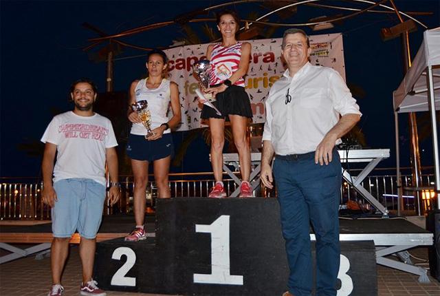 María Pallicer-Media Maratón Cala Ratjada