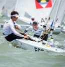 Pere Ponsetí ya está en Alemanya para luchar por el Mundial juvenil de vela