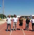 100.000€ del Govern para remodelar la pista de atletismo de Maó