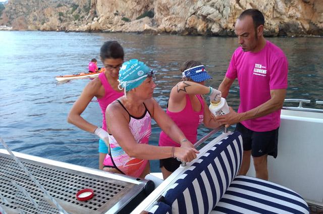 Tita llorens-Reto Peninsula-Eivissa