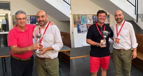 Trofeos FBIB a Alcázar i Boscos
