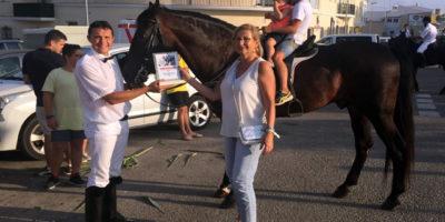 Corregudes a es Cos a cavall de Sant Llorenç 2018