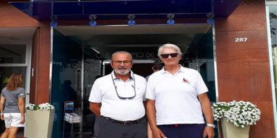 Fel Torrent, president d'Es Nàutic, recolza la Copa del Rei