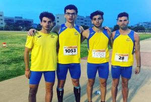 Foto Equip Relevos 4x100m Lô Esport