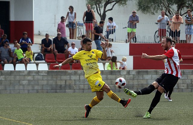 Futbol 3ª CE Mercadal-Formentera 18-19