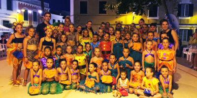 Gimnàstica Rítmica de Sant Llorenç 2018