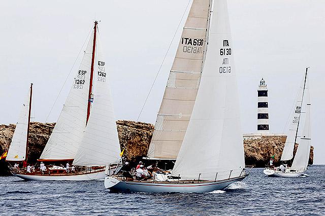 XV Copa del Rey - RepsolVela Clásica Menorca 2018