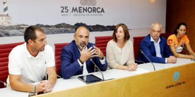 Presentacion World Padel Tour-Menorca