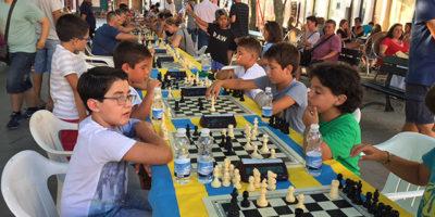 Torneig de partides ràpides d'escacs de Sant Llorenç