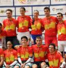 Albert Torres cierra el Nacional con cinco medallas