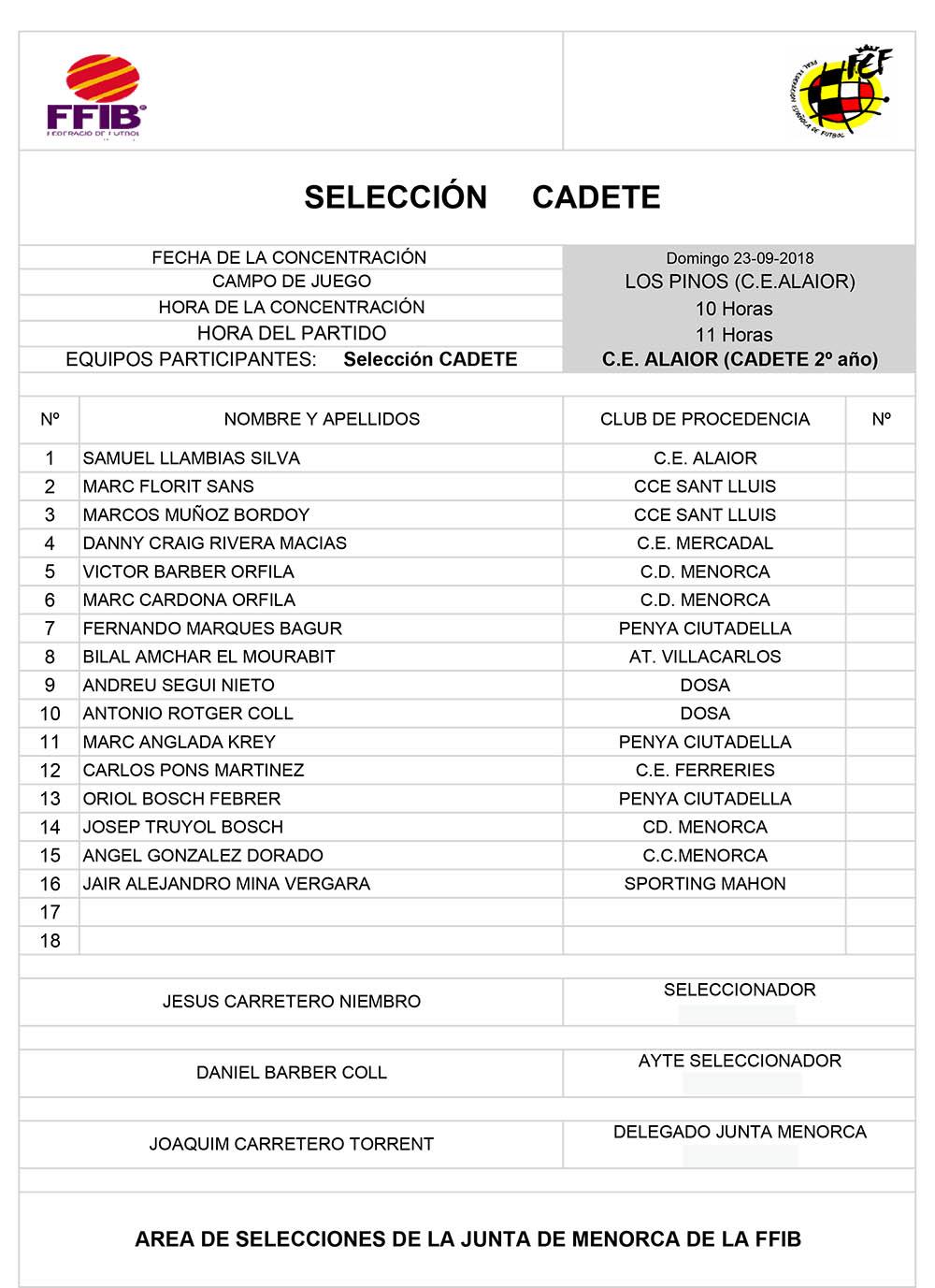 CONVOCATÒRIA-SELECCIÓ-CADET-180923