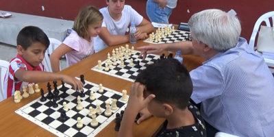 Escacs a Es Castell