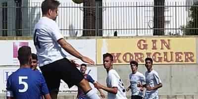 Futbol LNJ 18-19 Menorca-Cide