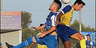 Futbol LNJ Sporting Mahón-AtVillacarlos