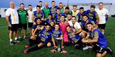 Futbol-Supercopa Menorca UD Mahón-Sporting de Mahón
