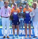 Gemma Triay pierde la final del Master de Portugal de pádel