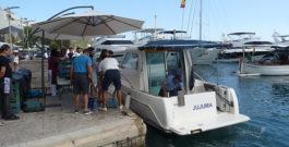 Campionat de Pesca per Espècies, dissabte en Es Nàutic