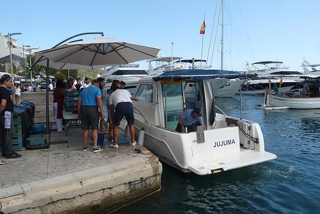 Jujuma-campeonato social de pesca con volantín
