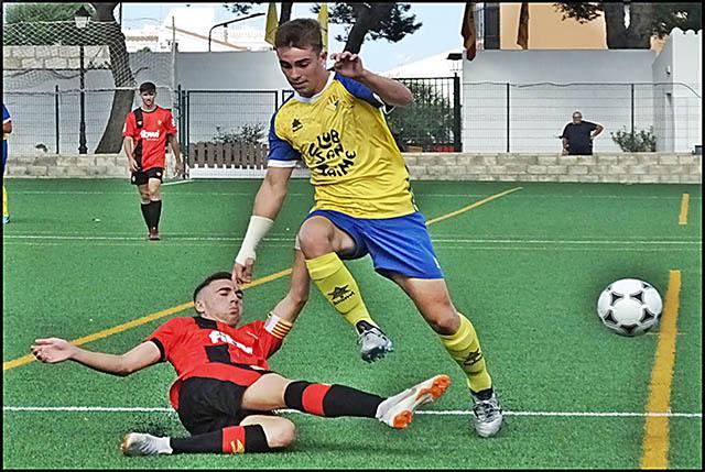 LNJ Villacarlos-Mallorca 18 19