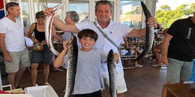 Álvaro Marquès -Pesca de Curricà d'Es Nàutic
