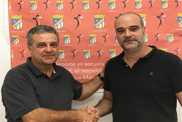 Acord CD Alcazas-San José Mahón