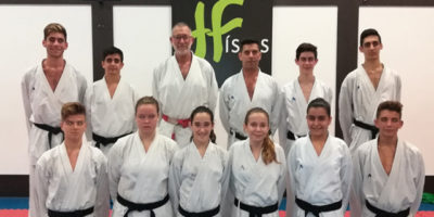 Fisics - karatecas