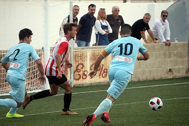Futbol 3ª CE Mercadal-Ferriolense 18-19