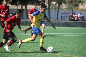 Futbol LNJ AtVillacarlos- Arrabal