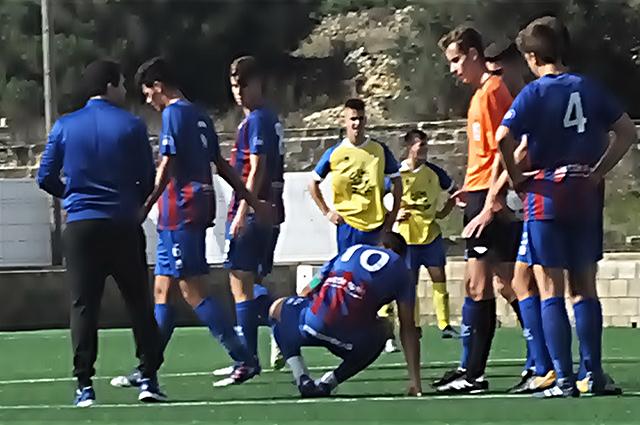 Futbol LNJ AtVillacarlos-CD Menorca