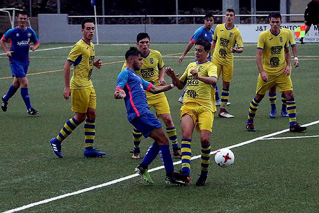 Futbol LNJ Sporting Mahón- Penya Ciutadella