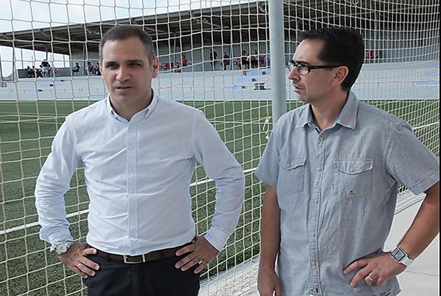 Futbol LNJ Sporting- Platges