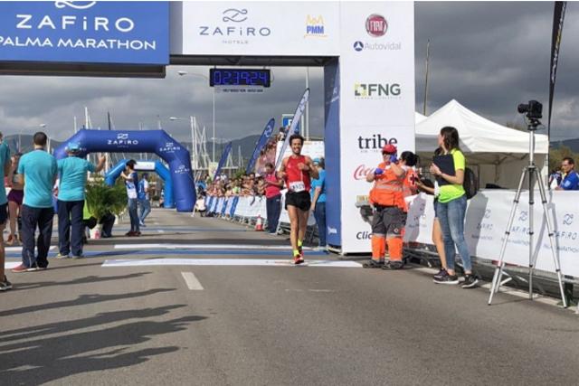 oan Florit, campeón de Balears de maratón