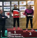 Laura Angladasigue en racha en los masters nacionales de bádminton
