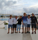 Podio para Manel Barber en el Trofeo IllesBalears de Láser Radial