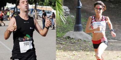 Quintana-Pallicer guanyadors Cursa Fons Sant Lluís