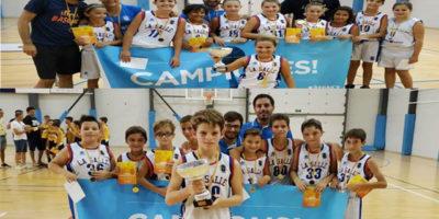 Salle Mahon Copa AON Mini