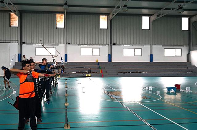 Tir amb Arc-Copa Menorca Sala 2018