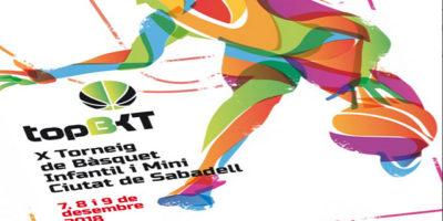 cartell Torneig BASQUET Sabadell