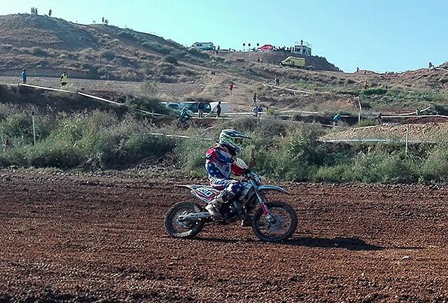 Aarón Lopez- Motocross