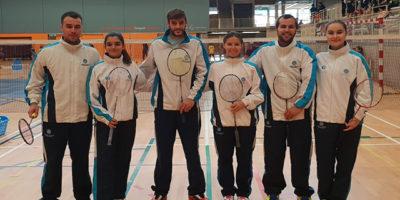 Equipo Menorca Badminton