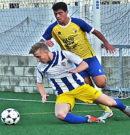FÚTBOL/Liga Nacional Juvenil 18/19-El Mallorca le endosa una 'manita' a la Penya Ciutadella
