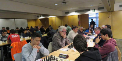 Insular de ajedrez individual 2