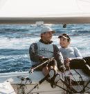 Damián Borrás y Sara Franceschi se llevan elTrofeo Illes Balears de Snipe tras una jornada explosiva