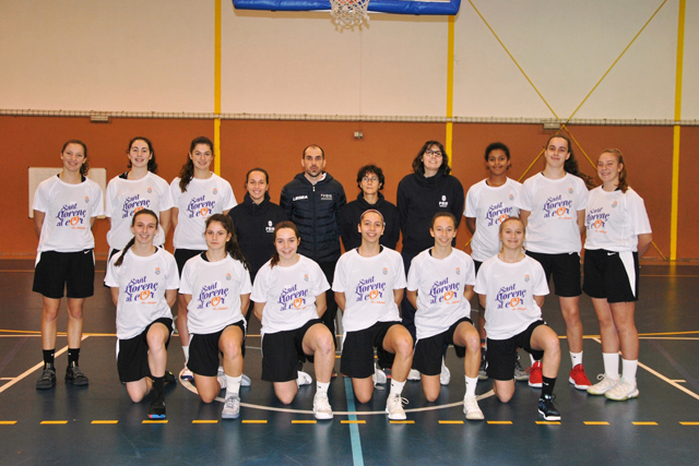 Seleccions Illes Balears de bàsquet-Cadet Femení (2)